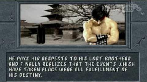 MK II Ending- LIU KANG