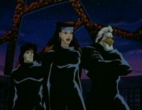 Asgarth, Kitana and Liu Kang