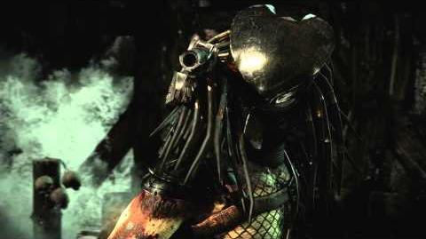 Mortal Kombat X - Predator Gameplay Trailer - 1080p