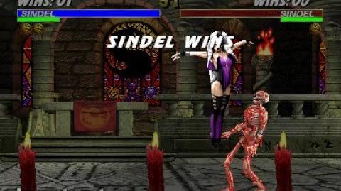 Mortal Kombat 3 - Fatality 2Sindel