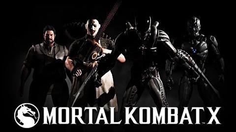 Mortal Kombat X Bo Rai Cho, leatherface, Xenomorph, & Sektor Cyrax Reveal Trailer! (Kombat Pack 2)