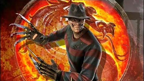 Mortal Kombat 9 - Freddy Krueger Vignette DLC Launch Trailer OFFICIAL MK9 HD