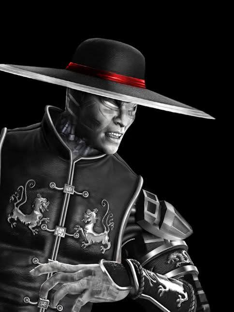 Image - Cyber kung lao.jpg | Mortal Kombat Wiki | Fandom ...