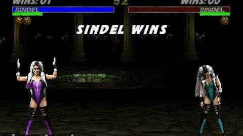 Mortal Kombat 3 - Friendship - Sindel