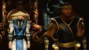 Cyrax and Raiden
