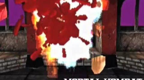 Mortal Kombat 4 Quan Chi's Fatality 2