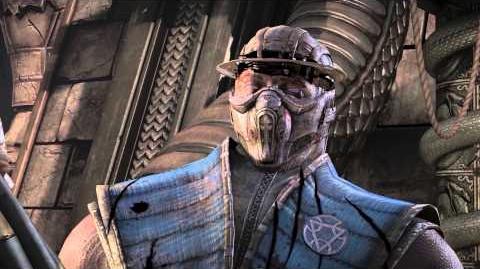 Mortal Kombat X - Predator - Fatality 1