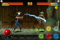 Ultimate mortal kombat 3 ihone app