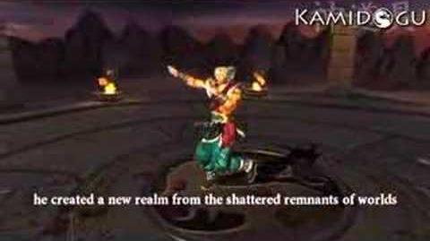 Mortal Kombat Armageddon Fujin's Ending