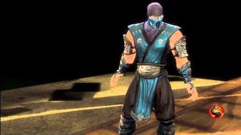 MK9 Shang Tsung Identity Theft Fatality