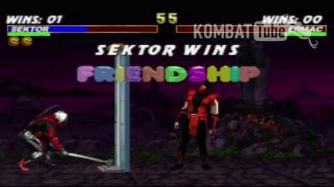 MK III Sektor Friendship