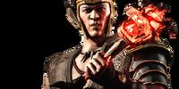 Kung Jin/Current Timeline