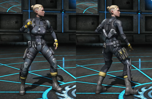 File:MKX Variation Preview - Brawler Cassie Cage.jpg