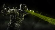 MKX Reptile Render