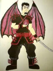 MK Vampire created Kombatant
