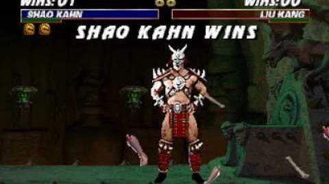 Mortal Kombat Trilogy (N64) - Fatality 1 - Shao Kahn