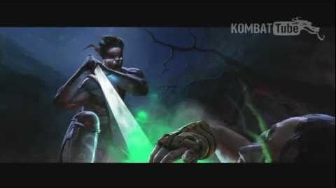 MK9 Ending- KENSHI