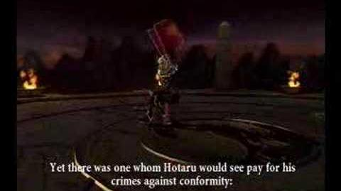 Mortal Kombat Armageddon - Hotaru Ending