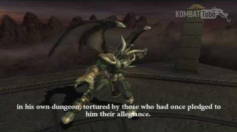 MK-Armageddon Ending- Onaga
