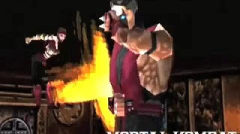 Mortal Kombat 4 Kai's Fatality 2