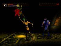 Classic Sub-Zero & Sareena vs. Quan Chi