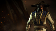 MKX Raiden Official Render
