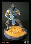 Sub-zero SC collectible
