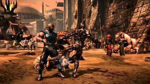 Mortal Kombat X - Kombat Pack 2 Gameplay Trailer-1