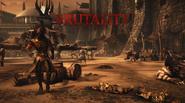Ermac Brutality MKX