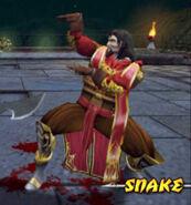 Shangtsung snake
