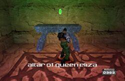 Altar of Queen Eliza