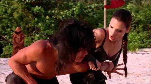 Mortal Kombat (1995) - Liu Kang vs