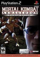 MKA Premium Cage Goro