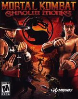 MK- Shaolin Monks Cover