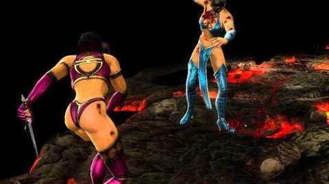 Mileena/Videos Mortal Kombat Wiki FANDOM powered by Wikia