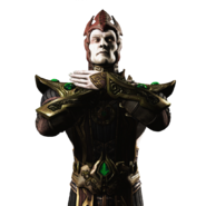 Mortal kombat x ios shinnok render 3 by wyruzzah-d9sbcor