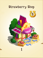 Strawberry Shop Inventory