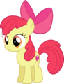 Apple Bloom vector.png
