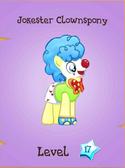 Jokester Clownspony Store Locked