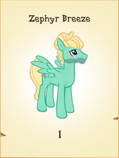 Zephyr Breeze Inventory
