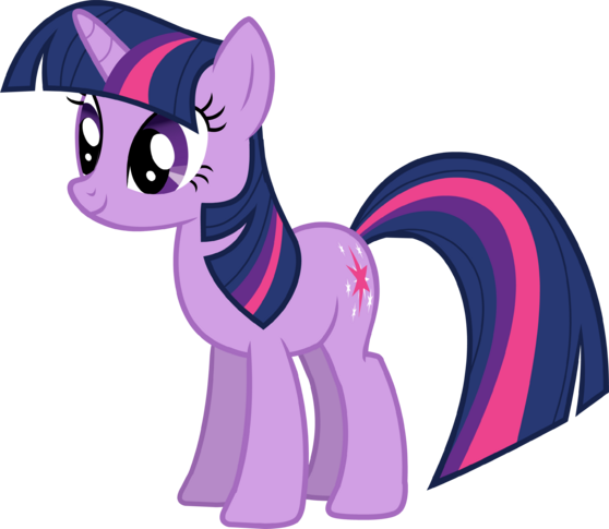 File:Twilight Sparkle vector.png