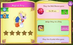 Magical Pony Album