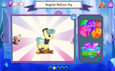 Magical Balloon Pop