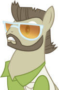 Bowling Pony vector