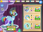 Pony Editor Mix and Match