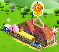 Train Station(Ponyville)