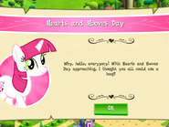 Hearts and Hooves Day intro