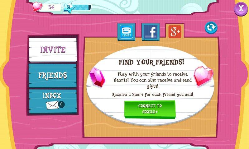 Friends | The My Little Pony Gameloft Wiki | FANDOM powered by Wikia