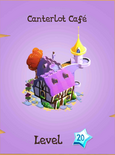 Canterlot Cafe Store Locked