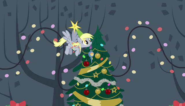 File:Derpy about to hang an ornament S6E8.png